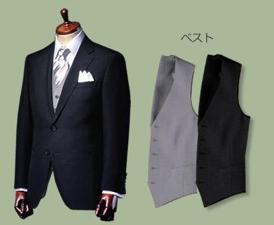 ブラックスーツツのジャケット