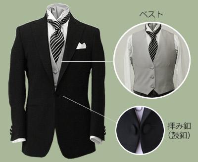 ディレクターズスーツのジャケット